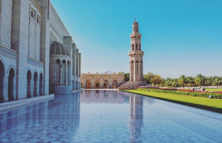 Muscat Half-day City Sightseeing Tour